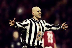 Temur Ketsbaia Newcastle United