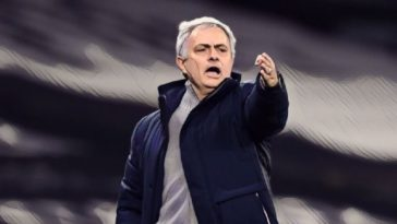 jose mourinho spurs premier league