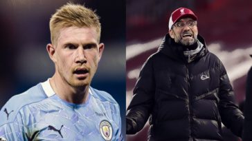 best premier league stats de bruyne liverpool man united chelsea