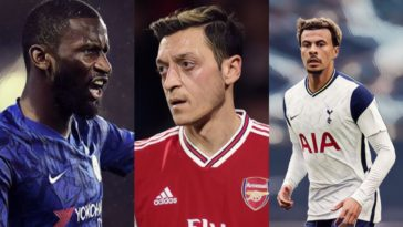 premier league underused players need transfer alli rudiger henderson ozil origi