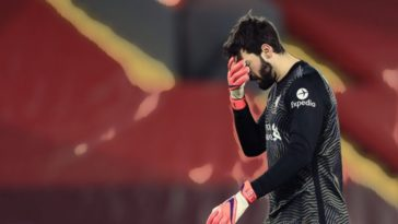 Alisson Liverpool Premier League