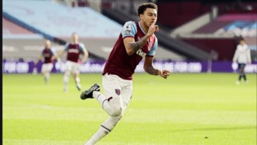 Jesse Lingard West Ham Utd Premier League