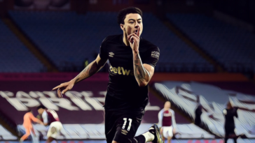 jesse lingard west ham manchester united premier league
