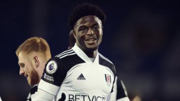 Josh Maja Fulham Premier League
