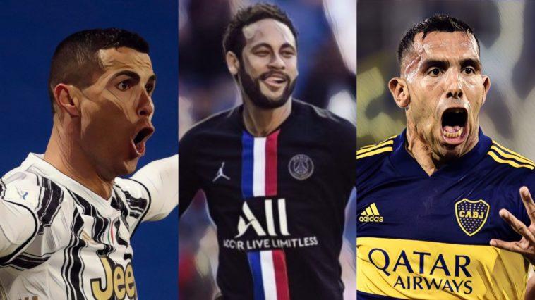 february 5 footballers born on this day ronaldo neymar tevez hagi