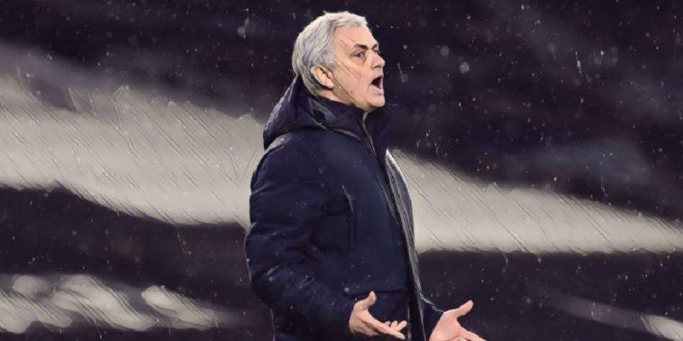 jose mourinho tottenham hotspur premier league