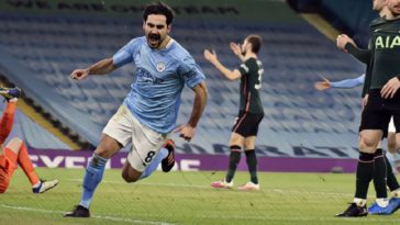 gundogan man city premier league