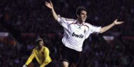 kaka's virtuoso performance against Manchester United at Old Trafford for AC Milan 2007