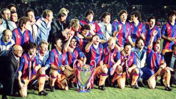 johan cruyff's barcelona dream team 1992