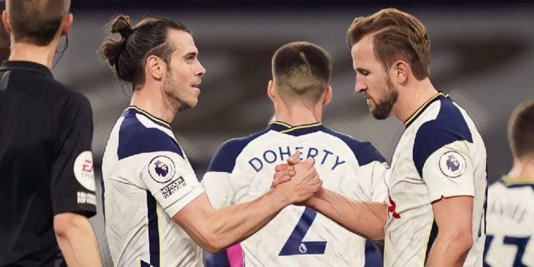 Harry Kane and Gareth Bale