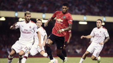Manchester United AC Milan Europa League