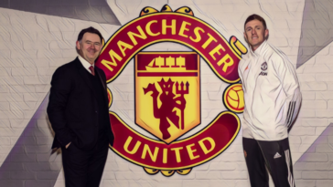 manchester united director of football john murtough darren fletcher