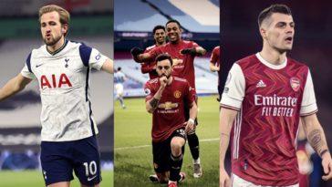 premier league manchester derby kane xhaka
