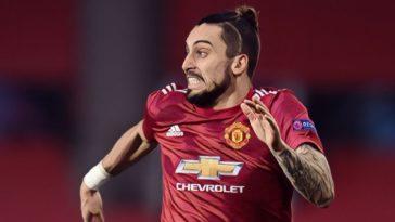 Alex Telles Manchester United