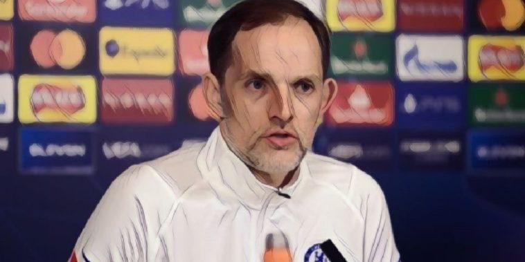 Tuchel press conference champions league