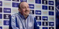 everton boss rafael benitez press conference