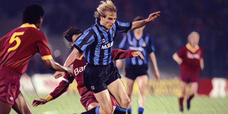 Jurgen Klinsmann's best goals for Inter Milan