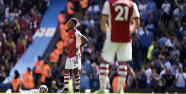 Man City 5-0 Arsenal - Etihad
