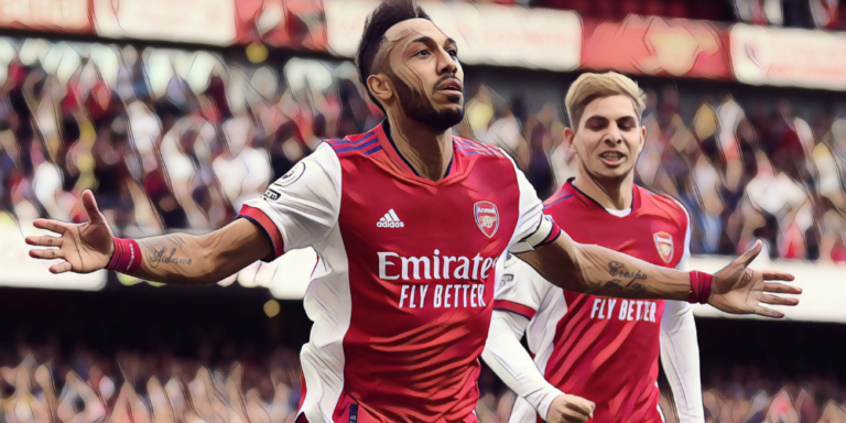 Arteta explains why he has been left delighted by Aubameyang recent showings