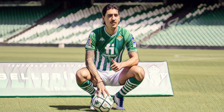 Bellerin used data company to help identify Real Betis as most suitable destination