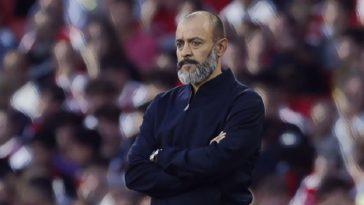 Nuno Espirito Santo Spurs boss v Arsenal