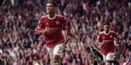 Cristiano Ronaldo, Man United v Newcastle
