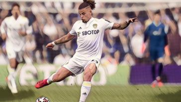 leeds midfielder yorkshire pirlo kalvin phillips