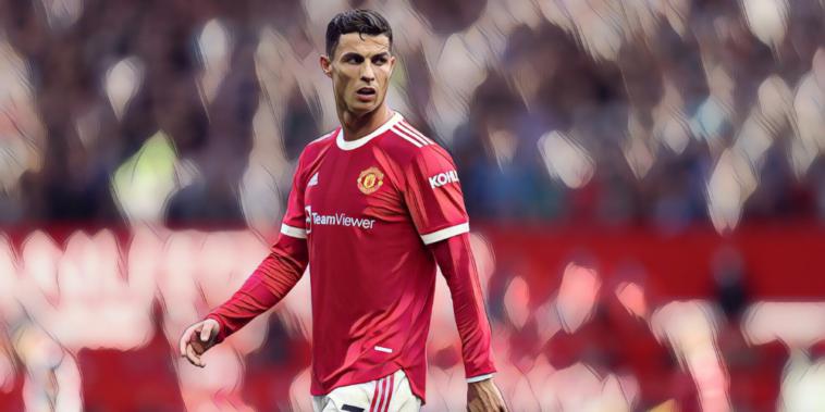 cristiano ronaldo following his return to manchester united