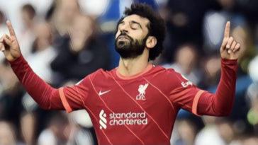 Salah, Premier League 100 club